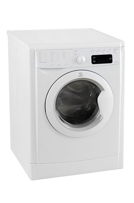 lave linge sechant indesit iwde7145b blanc 3583902. Black Bedroom Furniture Sets. Home Design Ideas