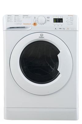 Capacité de lavage 7 kg / séchage 5 kg - Classe A Essorage max. 1400 tours/mn Moteur induction - 3 en 1 Woolmark blue - Push & wash dry