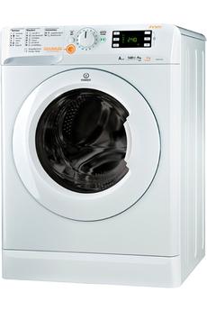 Lave linge sechant XWDE 961480X W FR Indesit