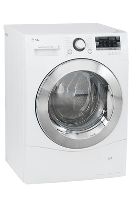 Lave linge sechant Lg F63280WR DIRECT DRIVE