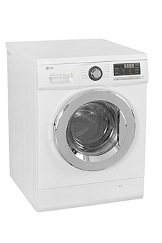 Lave linge sechant F84400WHR DIRECT DRIVE Lg