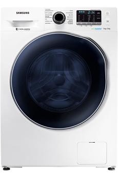 Lave linge sechant WD70J5410AW Samsung
