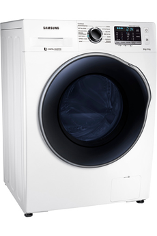 Lave linge sechant WD80J5430AW CRYSTAL CARE Samsung