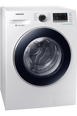 Capacité de lavage 8 kg / séchage 6 kg - Classe B Essorage max. 1400 tours/min Technologie Eco Bubble Programme Air Wash