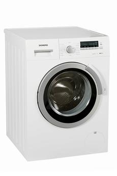 Lave linge sechant WD14H360FF BLANC Siemens