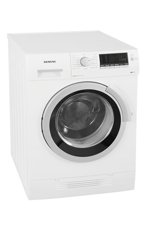lave linge sechant siemens iq 500 wd14h461ff blanc darty. Black Bedroom Furniture Sets. Home Design Ideas