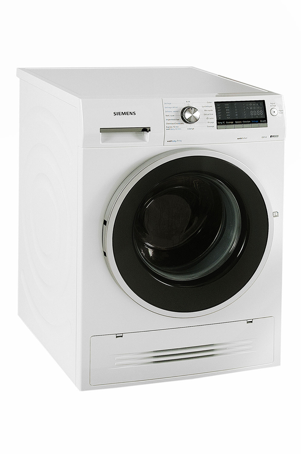 siemens wd14h462ff blanc lave linge electrom nager. Black Bedroom Furniture Sets. Home Design Ideas