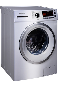 Lave linge sechant TH WD 16 107 SILVER Thomson