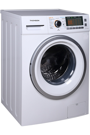 Lave Linge Sechant Thomson Thwd14860wh Darty