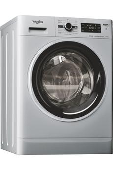 Lave linge séchant Whirlpool FWDG961483SBSVFRN