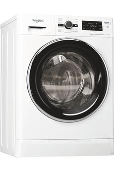 Lave linge séchant Whirlpool FWDG971682WBCVFRN