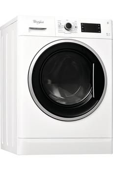 Lave linge sechant WWDC9716 Whirlpool