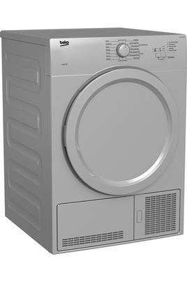 Capacité 7 kg - Sensor Séchage par sonde (arrêt automatique) Départ différé 3/6/9 heures Parois anti-vibrations
