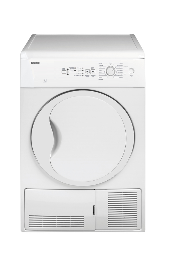 S che linge beko dc7230 3816842 darty - Seche linge condensation darty ...