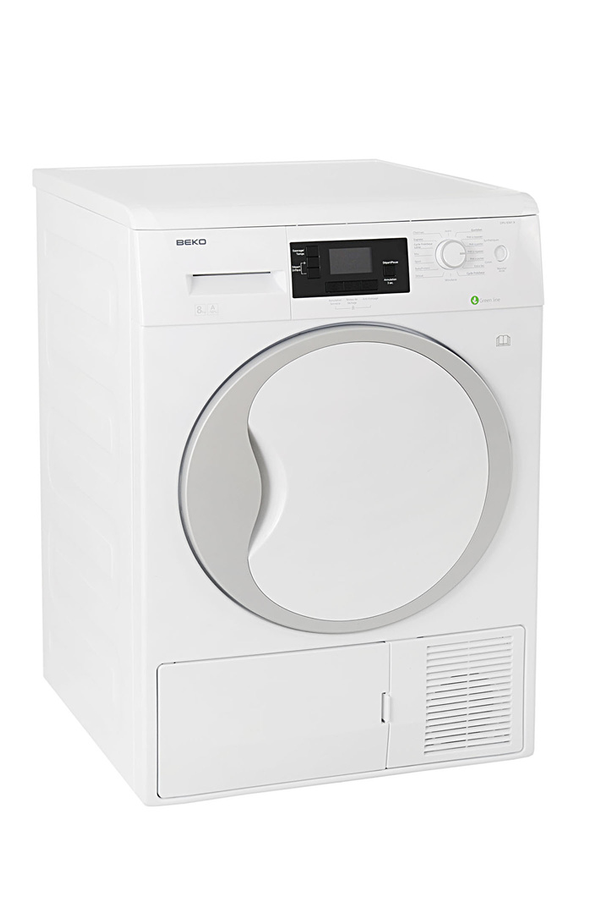 S che linge beko dpu8341x 3682935 darty - Seche linge condensation darty ...