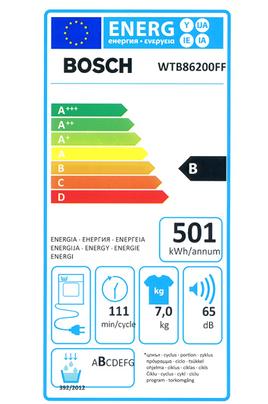 Bosch WTB86200FF