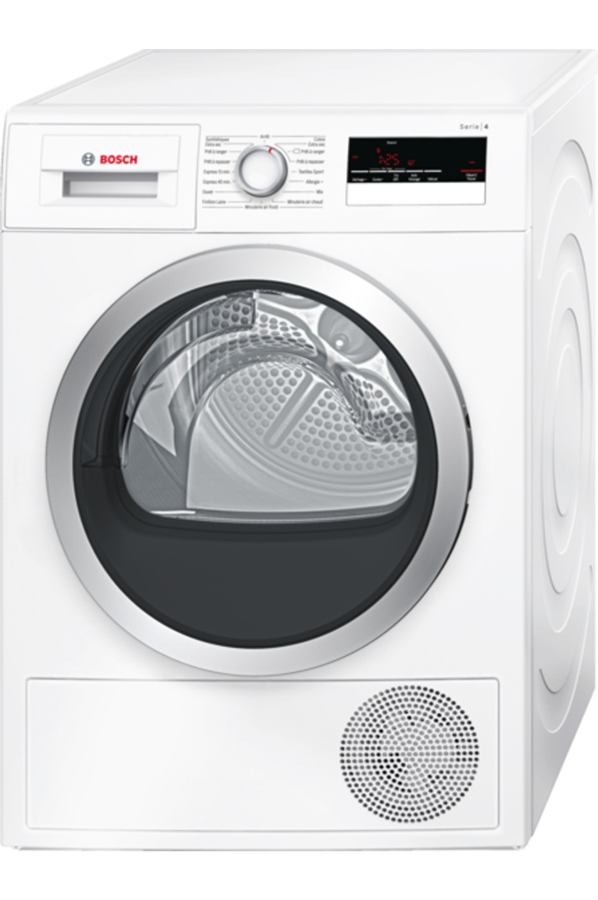 S che linge bosch wtn85200ff 4259491 darty - Seche linge condensation darty ...