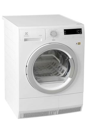 s che linge electrolux edh3497rdw blanc darty. Black Bedroom Furniture Sets. Home Design Ideas