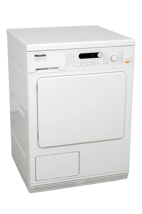 S che linge miele t 8452 c t8452c 2596903 darty - Seche linge condensation darty ...