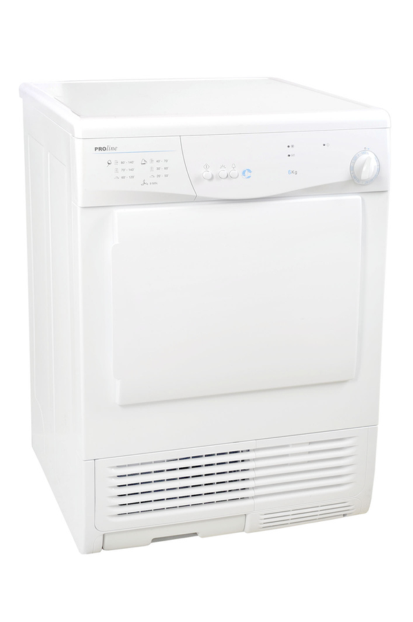 S che linge proline cdp635mb 2878496 darty - Seche linge condensation darty ...