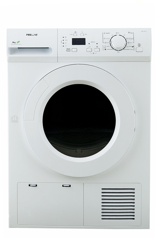 S che linge proline pro hp 8 pro hp 8 4044916 darty for Temps sechage seche linge