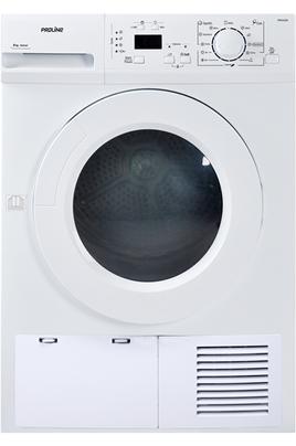 Capacité 8 kg - Condensation Séchage par sonde Départ différé / Affichage du temps restant