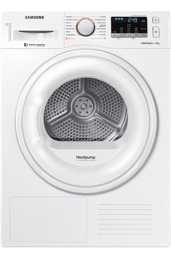 sèche linge avec pompe à chaleur | darty