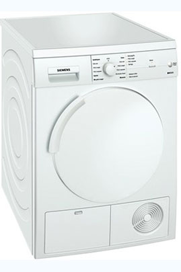 S che linge siemens wt44e185ff 3726266 darty - Seche linge condensation darty ...