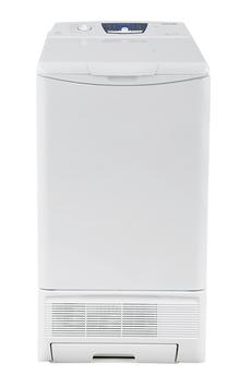 Capacité 6 kg - Condensation Séchage : électro-chronométrique Départ différé - Affichage du temps restant Fonction anti-froissage
