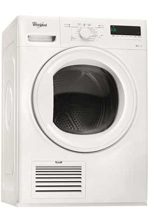 S che linge whirlpool dgelx80110 darty - Seche linge condensation darty ...