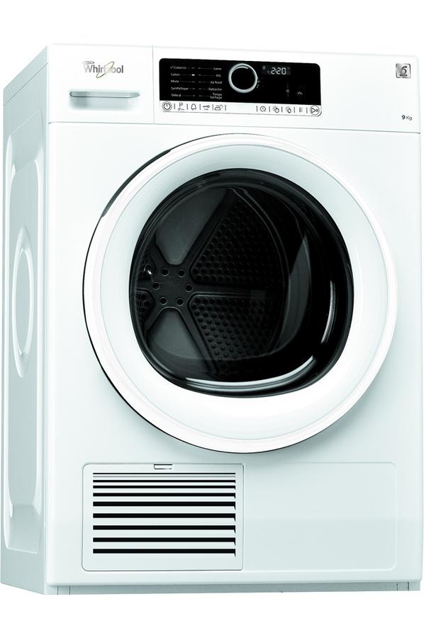 sèche linge whirlpool dscx90113 (4141539) | darty