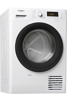 Sèche linge Whirlpool FTCHACM118XBBFR