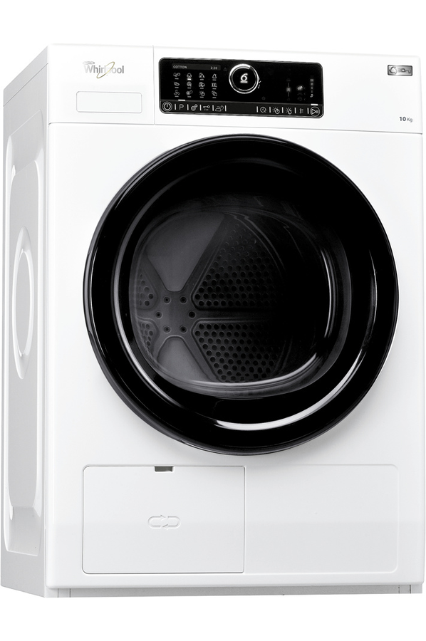 Whirlpool hscx10432 supreme care s che linge for Temps sechage seche linge