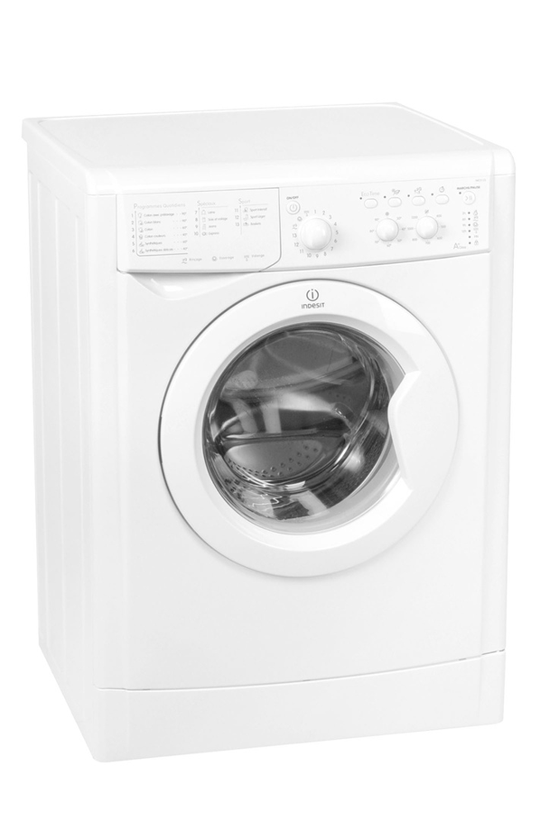 lave linge hublot indesit iwc 5125 3184811 darty