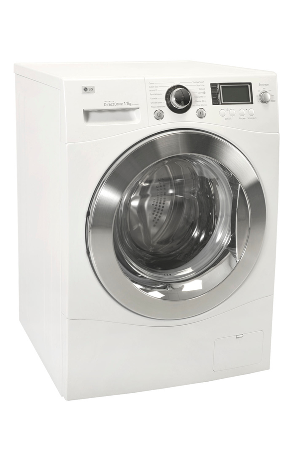 lave linge hublot lg f14164wh 6 motion direct drive. Black Bedroom Furniture Sets. Home Design Ideas