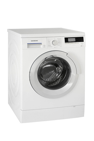 lave linge hublot siemens wm16s840ff darty. Black Bedroom Furniture Sets. Home Design Ideas