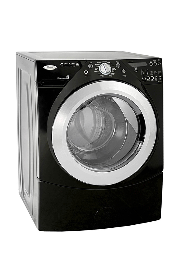 Lave linge hublot whirlpool awm100ans noir 3429695 darty - Dimension machine a laver a hublot ...