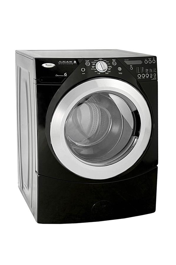 lave linge hublot whirlpool awm100ans noir 3429695 darty. Black Bedroom Furniture Sets. Home Design Ideas