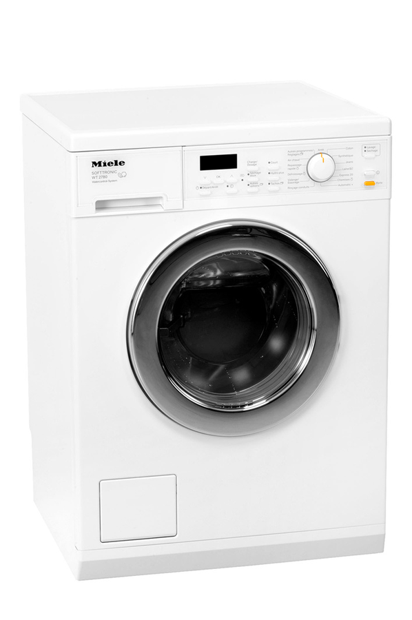 lave linge sechant miele wt2780s blanc wt 2780 s blanc 3139255 darty. Black Bedroom Furniture Sets. Home Design Ideas