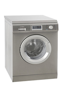 Capacité de lavage 7 kg / séchage 4 kg - Classe A Essorage max. 1400 tours/min - Séchage par sonde Départ différé 1 à 24 h (affichage du temps restant) Cycle enchaîné lavage + séchage 4 kg