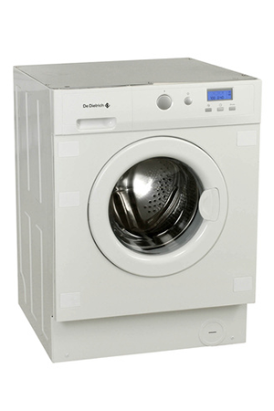 Lave linge encastrable de dietrich dlz 614 je1 darty - Lave linge encastrable darty ...