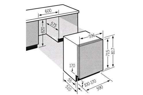 dimension machine laver samsung accessoire cuisine inox. Black Bedroom Furniture Sets. Home Design Ideas