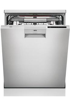 Lave vaisselle aeg ffb83806pm comfortlift