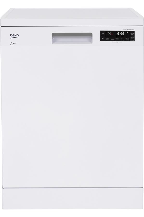 Lave vaisselle beko ddfn26320w 4097432 darty - Comment ca marche lave vaisselle ...