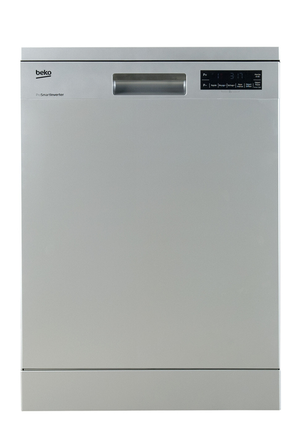 lave vaisselle beko ddfn38420s silver (4097840)   darty