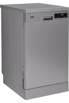 Lave vaisselle beko dfs26010s silver