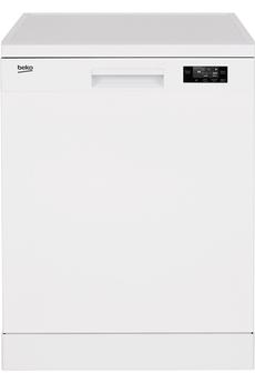 Lave vaisselle TDFN15310W Beko