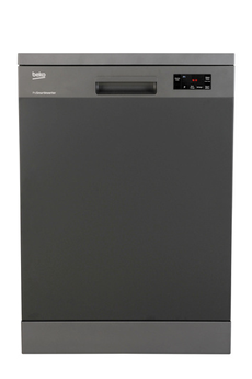 Lave vaisselle TDFN16320A ANTHRACITE Beko