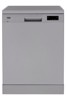 Lave vaisselle TDFN16320S SILVER Beko
