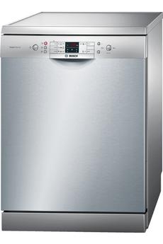 Lave vaisselle SMS53L88EU INOX Bosch